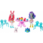 Mattel Enchantimals Wonderwood Tea Party play set 15 cm