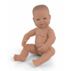Miniland baby doll boy with vanilla scent 40 cm