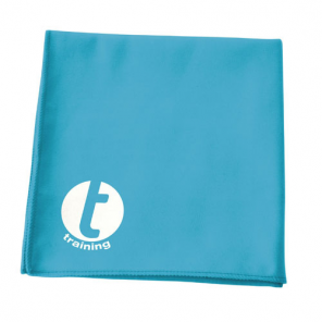 Beco sports towel 60 x 40 cm polyester/microfibre blue