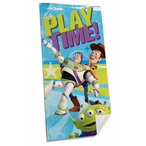 Carbotex towel Toy Story junior cotton 140 x 70 cm blue/green