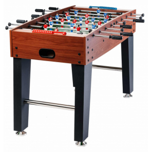 FAS table football table Bandito Winever 84 cm MDF/steel brown