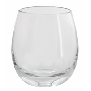 Eurotrail drinking glass 350 ml polycarbonate transparent