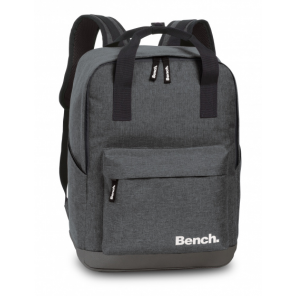 Bench backpack 14,2 litres 39 x 28 x 13 cm polyester grey