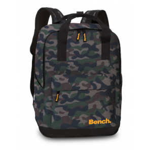 Bench backpack 14,2 litres 39 x 28 x 13 cm polyester