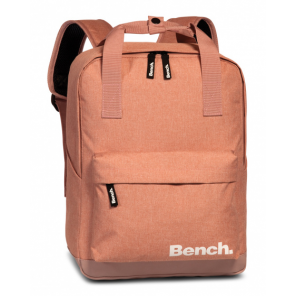 Bench backpack 14,2 liters 39 x 28 x 13 cm polyester old pink