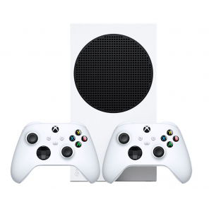 Microsoft Xbox Series S 512 GB Wi-Fi White + additional controller