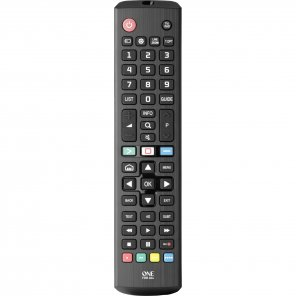 One for All LG 2.0 Replacement Remote Control URC4911