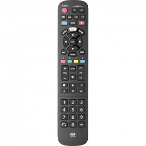 One for All Panasonic 2.0 Remote Control URC4914