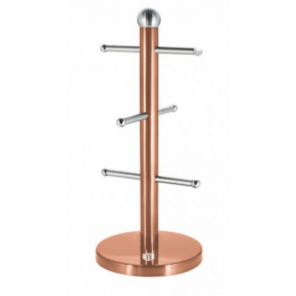 Berlinger Haus cup holder Rosegold 15 x 34 cm stainless steel pink