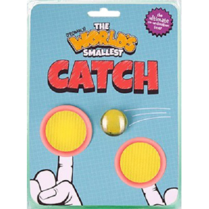 Fizz Creations skill game Game of Catch 4,3 cm yellow