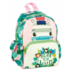 backpack Fisher-Price junior 30 cm polyester